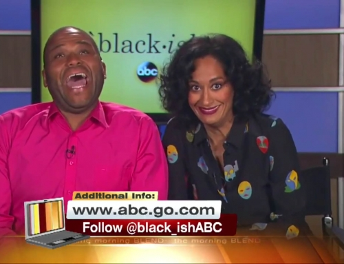 Interview With Black-Ish Stars Anthony Anderson & Tracee Ellis Ross