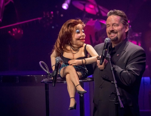 "Featured In ""Terry Fator In Concert"" Vignette"